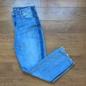 Old Navy Size 12 The Power Jean The straight ankle